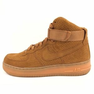 Nike WMNS Air Force 1 High Top Suede